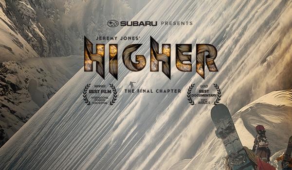 Jeremy Jones' Higher