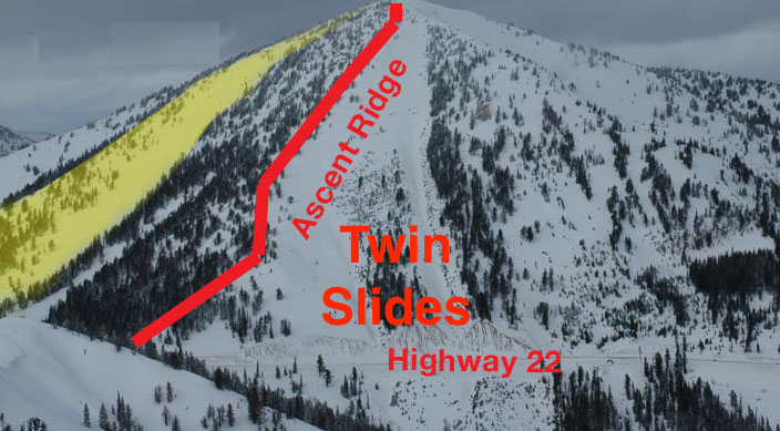 Image result for Teton Pass avalanche