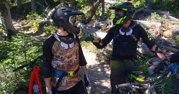Mountain Biking Hurts Here S How To Stay Safe Teton Gravity