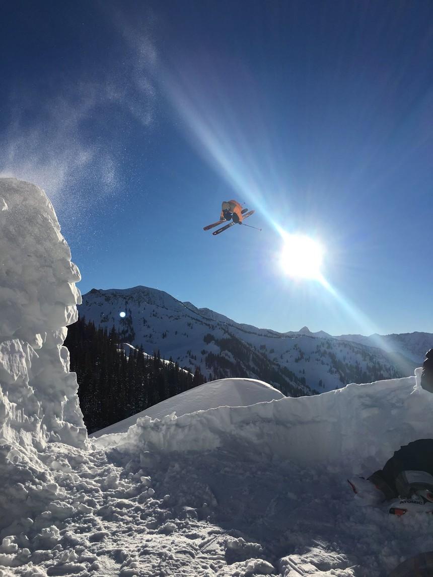 Tim Durtschi - Pyramid Gap - 360