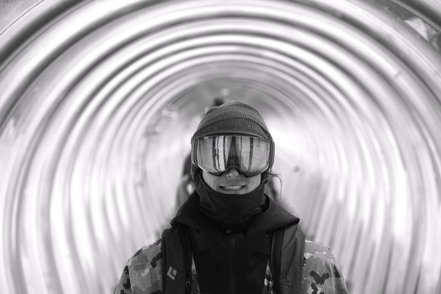 Tunnel Vision - P. Mark Warner