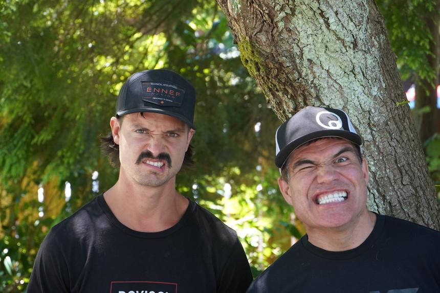Steve Vanderhoek and Brett Tippie on the Brett Tippie Podcast