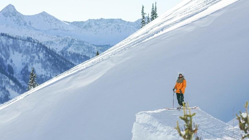 Tim Durtschi - Flagstaff Gap - Standing