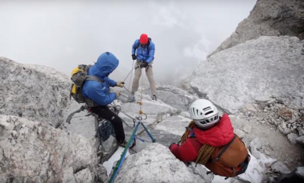 Exum Guide dies in fall on Grand Teton