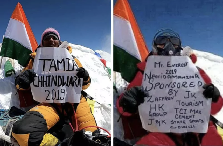 Everest Update: Fake Summits and Weather Stations | Teton