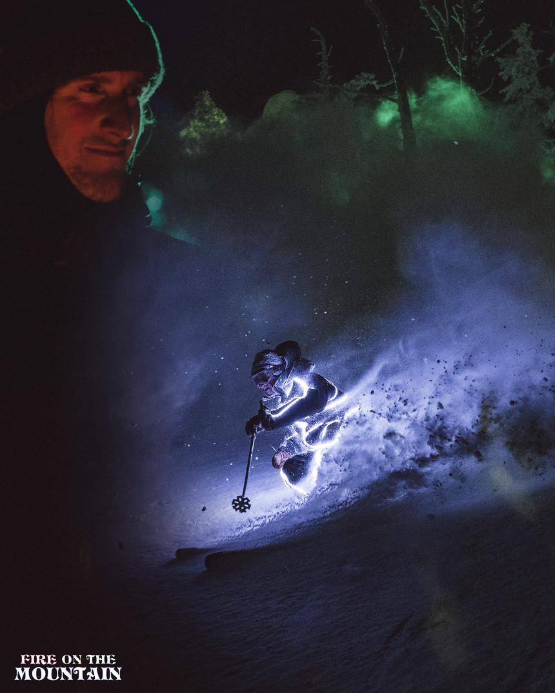 Chris Benchetler - Fire On the Mountain
