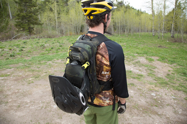 The Little Fashionista Pack That Can: Dakine's Drafter Bike Pack ...